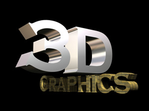 3D graphic Gallery